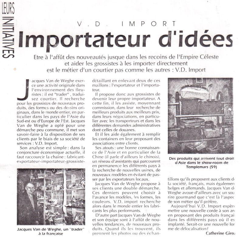 VD Import